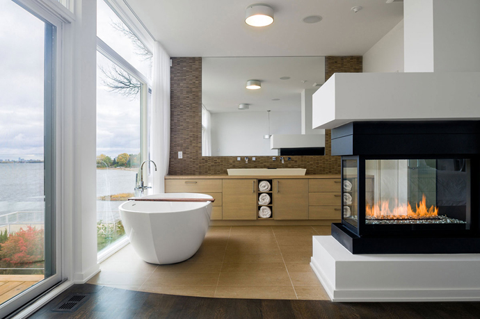 Today However A Huge Variety Of Prefab Fireplace Designs From Classic To Sleekly Modern Means That Homeowners Can Find Perfect Fit For Any Type Or